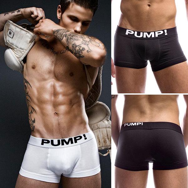 シンプルでイケてる大人向けのPUMP!