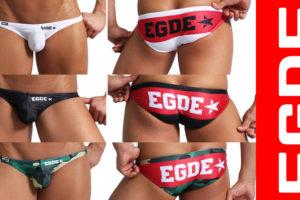【EGDE】おそらくですが、すぐ売り切れそうな予感のするデザインのビキニ。