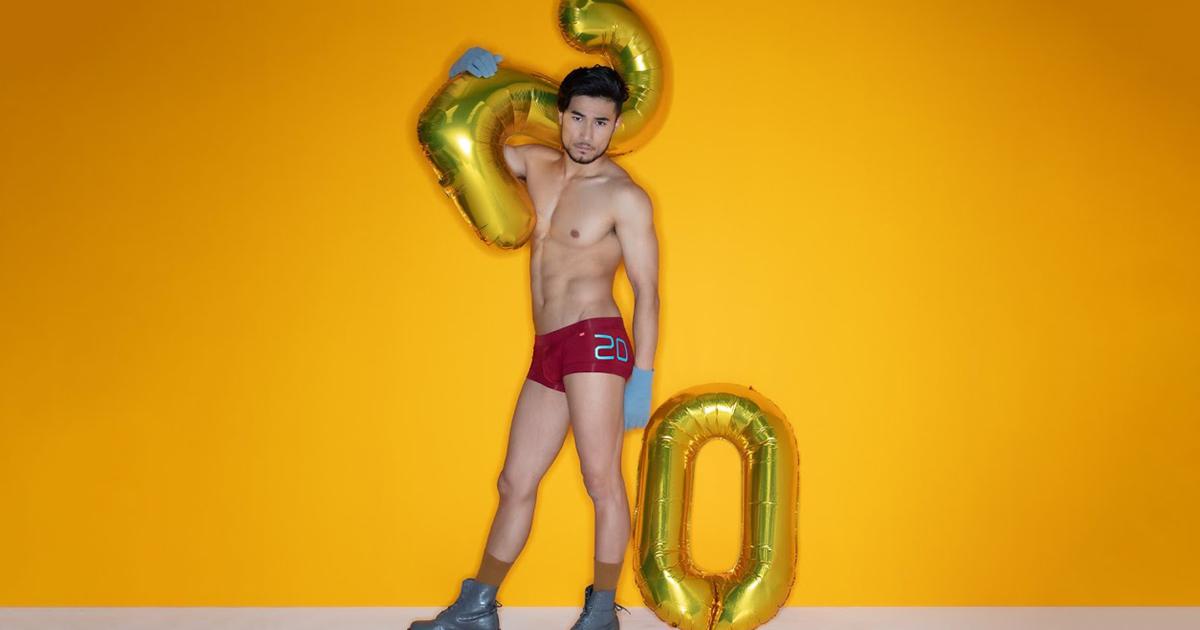 【TOOT】サラッとした履き心地にフロントのホールド感…普段履きに持ってこいのTOOT 20周年記念ボクサー!